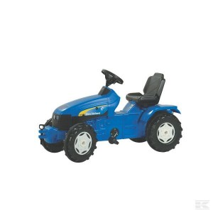 Rolly Toys rollyFarmTrac New Holland - traktor rolniczy 036219